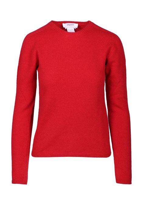 CREWNECK SWEATER IN PURE CASHMERE JUCCA | Sweaters | J3011000251
