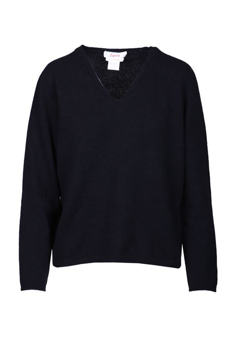 V-NECK SWEATER IN PURE CASHMERE JUCCA | Sweaters | J3011002003