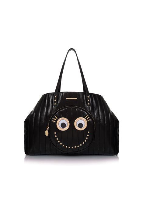 Eyes Round OFFLINE Black  LE PANDORINE | Bags | DAQ0239603