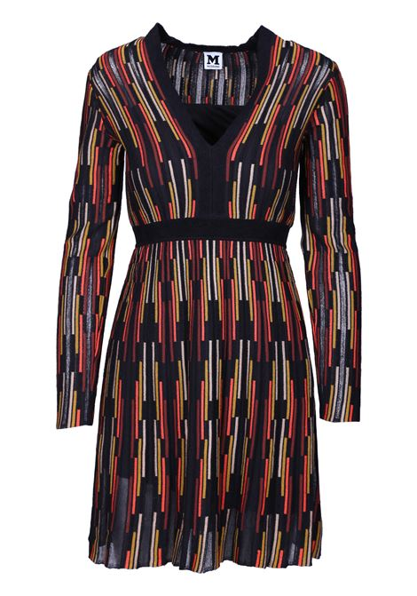 DRESS WITH CONTRASTED LINES M MISSONI | Dresses | 2DG002152K003AS906S