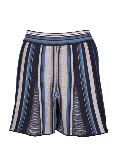 VERTICAL PANELS SHORTS M MISSONI | Shorts | 2DI000692K001YS903H