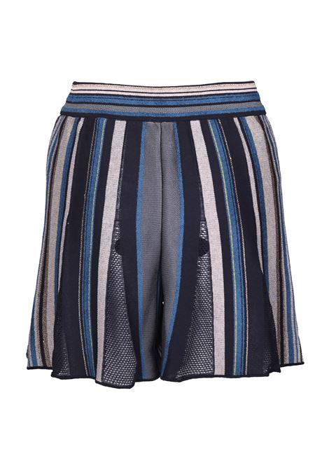 VERTICAL PANELS SHORTS M MISSONI | Shorts | 2DI000692K001YS903H