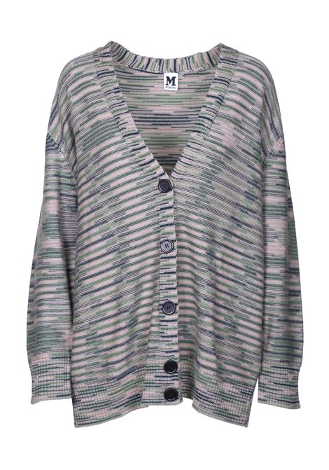 CARDIGAN FANTASIA MULTICOLOR M MISSONI | Cardigan | 2DM000562K002UF600N