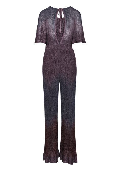 TUTA IN LUREX M MISSONI | Tute & Jumpsuit | 2DO000162K002GL300L