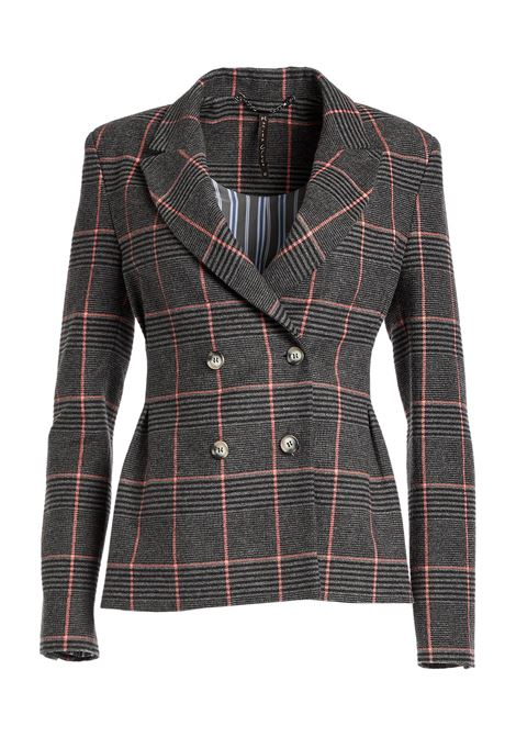 DOUBLE BREASTED BLAZER MANILA GRACE |  | G198WQMD709