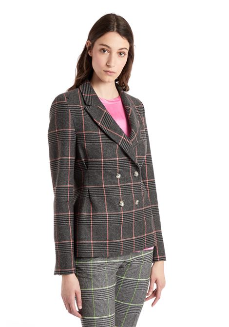DOUBLE BREASTED BLAZER MANILA GRACE | Blazers | G198WQMD709