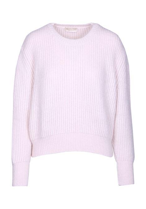 ENGLISH RIB STITCH SWEATER IN ALPACA MOMONI | Sweaters | MOKN0150040