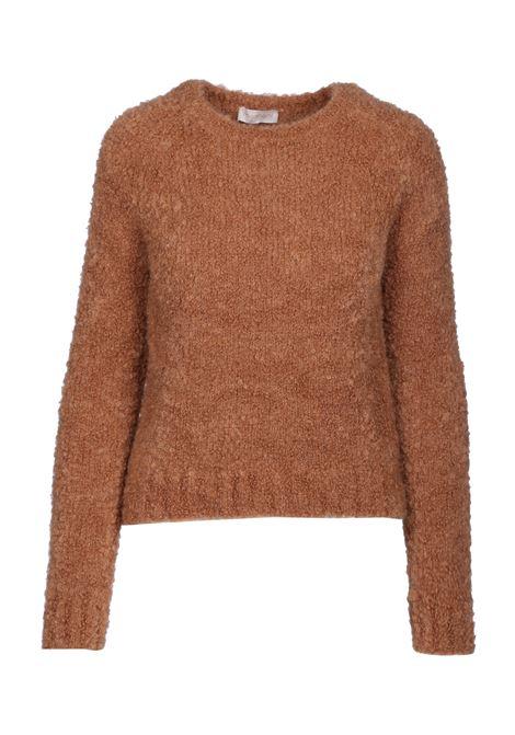 TEDDY ALPACA SWEATER MOMONI | Sweaters | MOKN0360640
