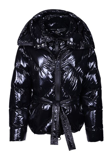 POLISHED OVERSIZED DOWN JACKET WITH HOOD MONTECORE | Jackets | 2726CX104 19283799