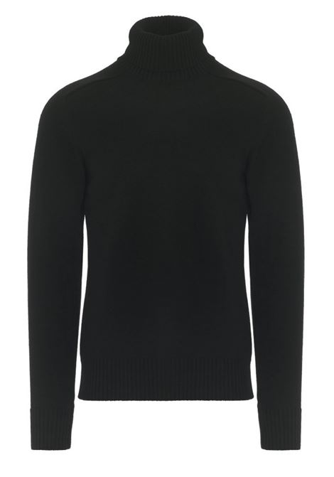 Turtleneck with hammer sleeve PAOLO PECORA | Sweaters | A05270129000