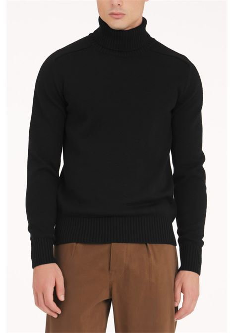 Turtleneck with hammer sleeve PAOLO PECORA | Knitwear | A05270129000