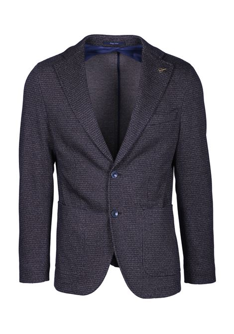 UNLINED MICRO CHECK JACKET PAOLONI | Blazers | 2711G927 19160629