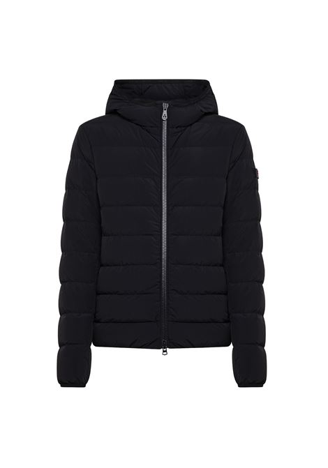 NYLON AND JERSEY SLIM DOWN JACKET PEUTEREY | Jackets | KENOBI AG 03NER