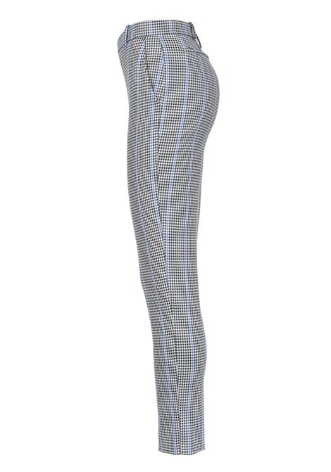 buy online 4d849 99162 PATTERNED MILANO STITCH TROUSERS