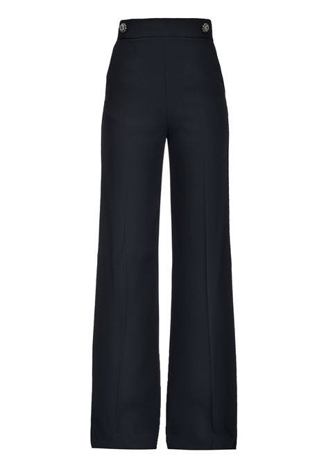 HIGH-WAIST TROUSERS PINKO | Trousers | 1G14FT7624Z99