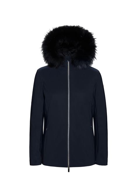 GIUBBOTTO WINTER STORM LADY FUR T RRD | Giubbini | W19500FT10