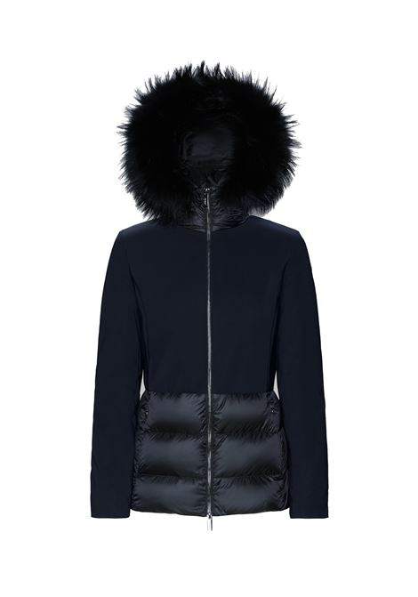 GIUBBINO WINTER HYBRID HOOD LADY FUR T RRD | Giubbini | W19532FT10