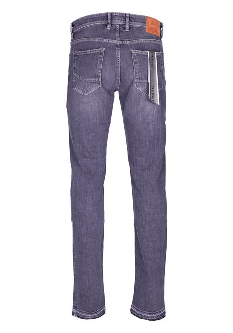 Regular fit jeans with logo SIVIGLIA | Jeans | 22M3S4119001