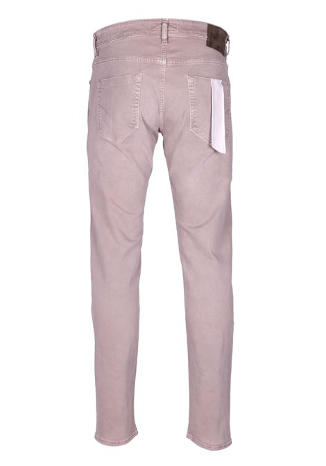 5-pocket jeans with logo SIVIGLIA | Trousers | 23E2S0041166