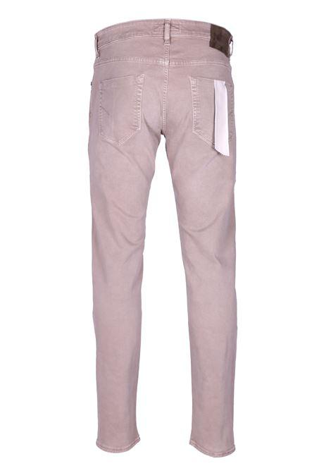 Jeans 5 tasche con logo SIVIGLIA | Pantaloni | 23E2S0041166