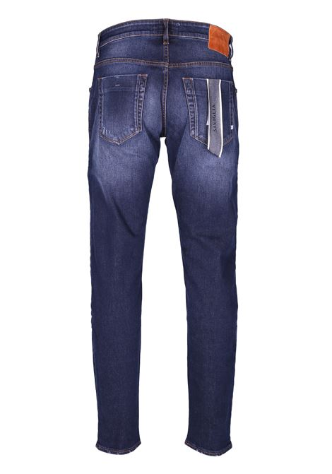 5 pocket jeans with rivets SIVIGLIA | Jeans | 26I2S4866003
