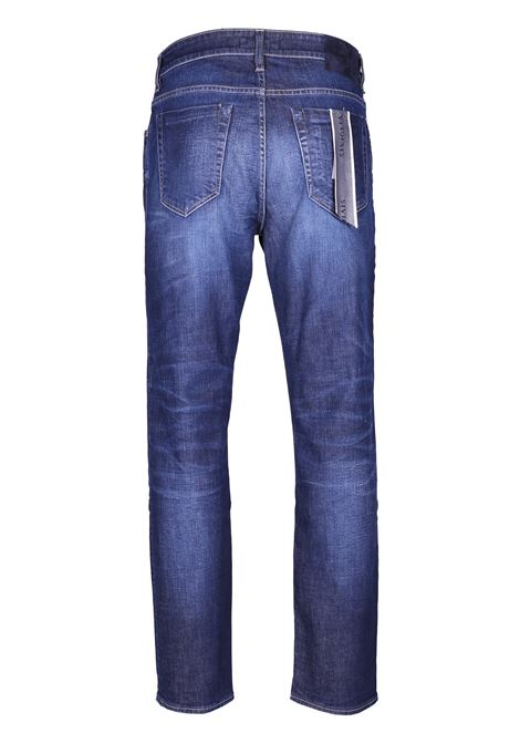 5-pocket jeans with rivets SIVIGLIA | Jeans | 29L2S4126003