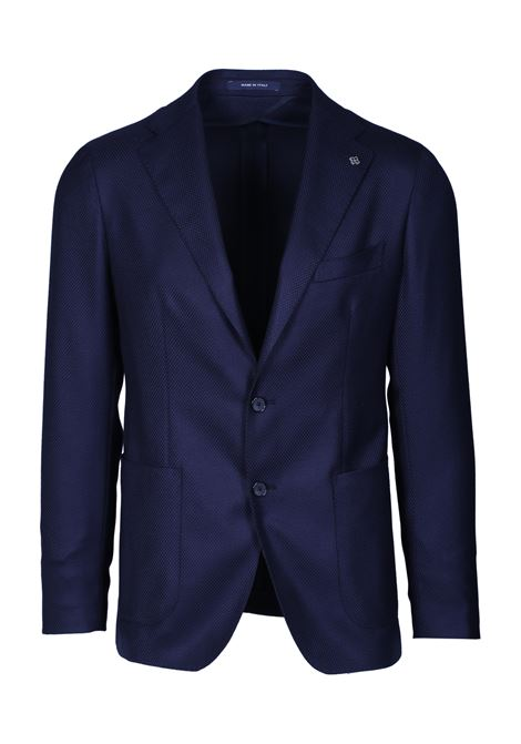 UNLINED VIRGIN WOOL JACKET TAGLIATORE | Blazers | 1SMC22K06UIG250B3241