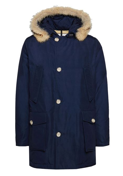 Men's Detachable Fur Arctic Parka WOOLRICH | Parka | WOCPS2880UT0108MLB