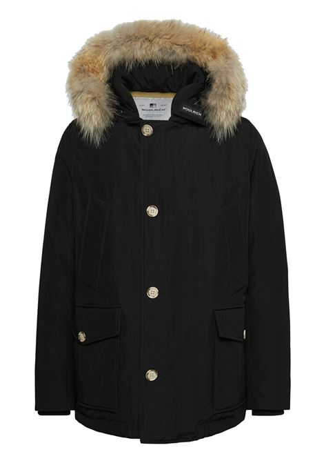 arctic anorak WOOLRICH | Cappotti | WOCPS2896UT0001BLK