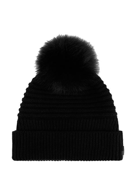 WOOL HAT WITH POMPOM WOOLRICH | Hats | WWACC1449UF0220100