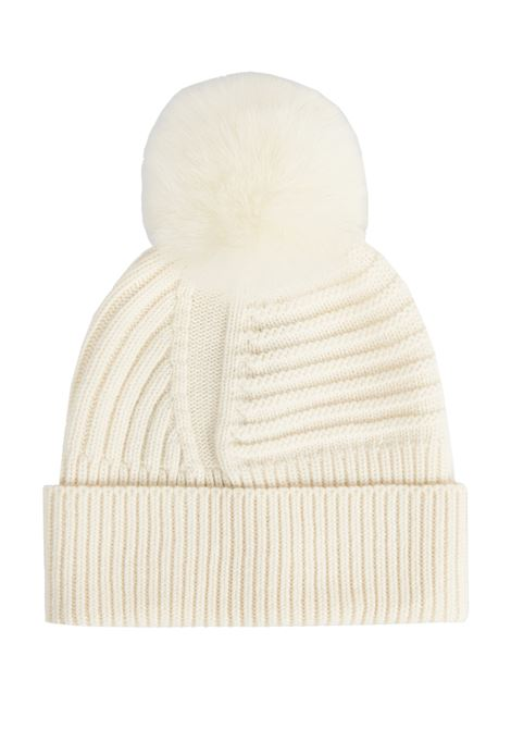 WOOL HAT WITH POMPOM WOOLRICH | Hats | WWACC1449UF02208055