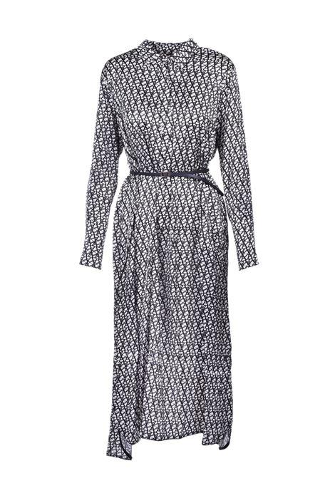 Shirt dress with belt ALESSIA SANTI | Dresses | 15043029056-01