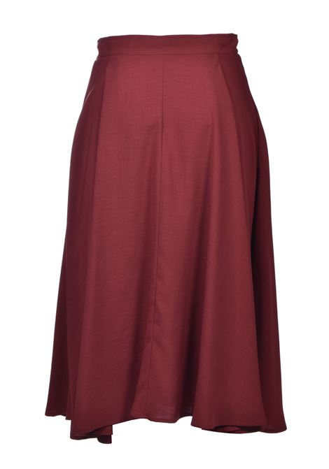 Long flared skirt with buttons ALESSIA SANTI | Skirts | 75007S2401
