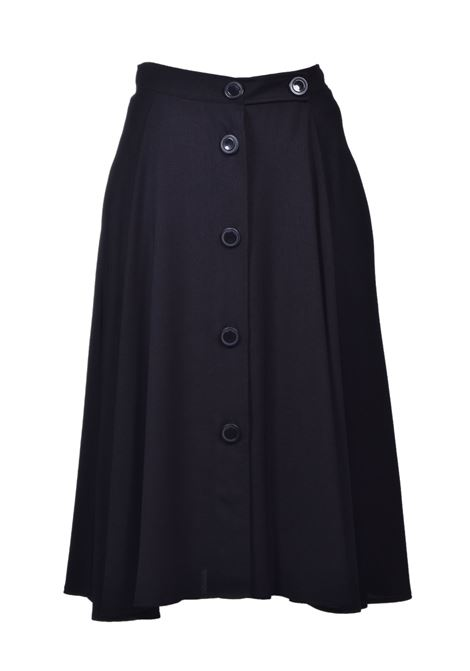 Long flared skirt with buttons ALESSIA SANTI | Skirts | 75007S3000