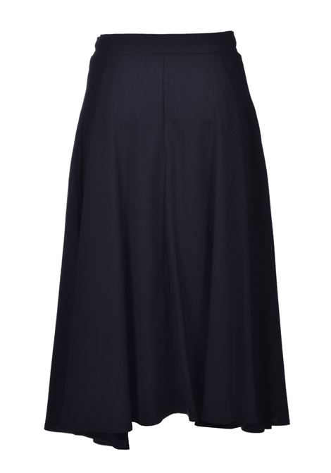 Long flared skirt with buttons ALESSIA SANTI   Skirts   75007S3000