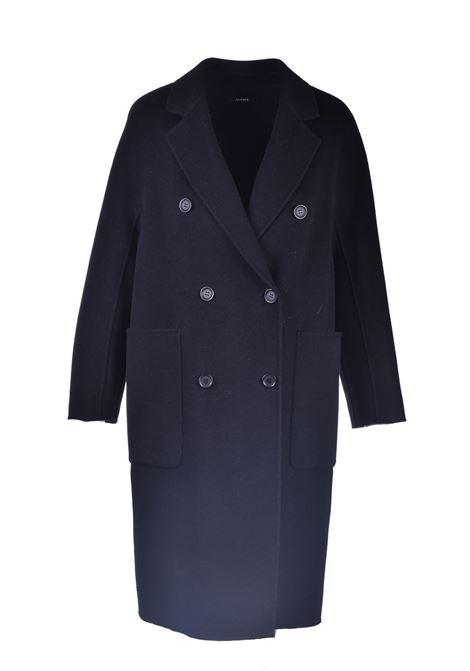 Cappotto doppiopetto in lana ALPHA STUDIO | Cappotti | AD 4951/N1343