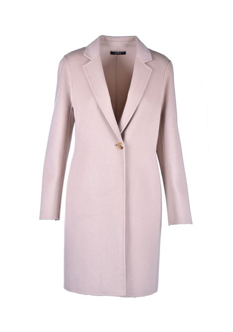 Single-breasted wool coat ALPHA STUDIO |  | AD 4952/N1340