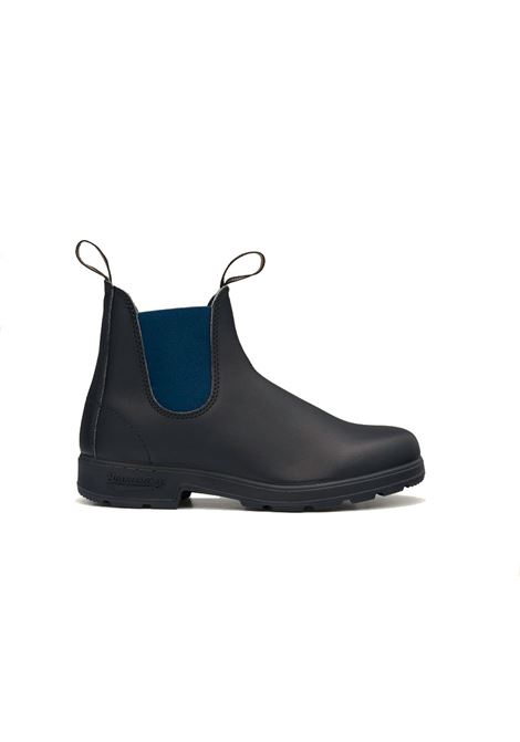 black leather navy elastic boots BLUNDSTONE | Shoes | 1917 BC1917