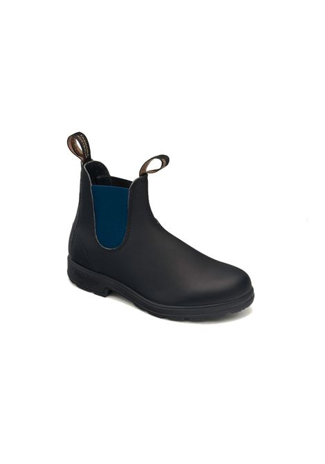 black leather navy elastic boots BLUNDSTONE | Ankle boots | 1917 BC1917