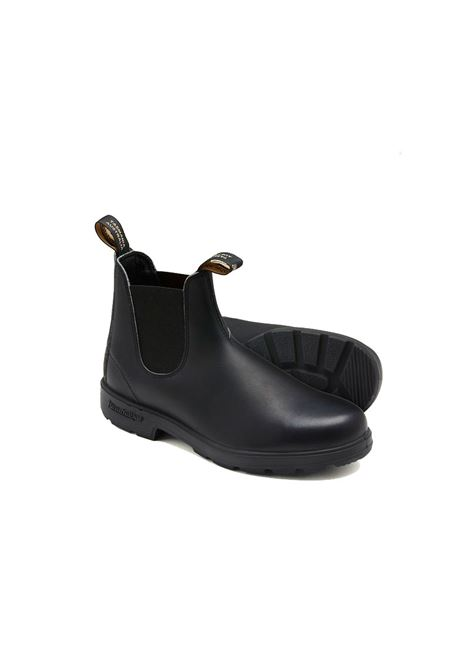 Chelsea boot in black waterproof leather BLUNDSTONE | Ankle Boots | 510 BC510