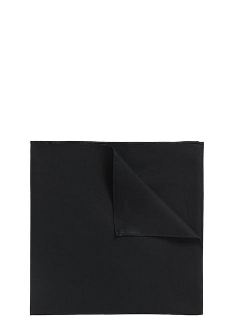 Pure cotton jacquard pocket square. Hugo Boss BOSS | Pocket square | 50242752001