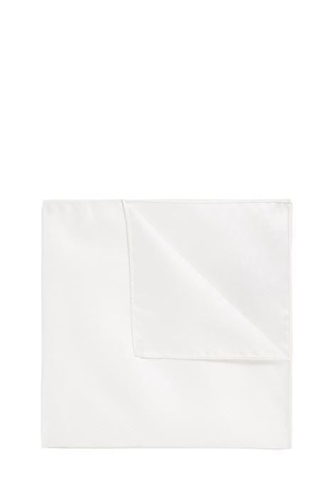 Pochette da taschino jacquard in pura seta.  BOSS | Pochette da taschino | 50307917100