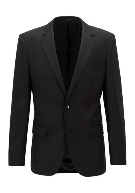 Slim fit jacket Hayes-C - black BOSS | Blazers | 50318498C001
