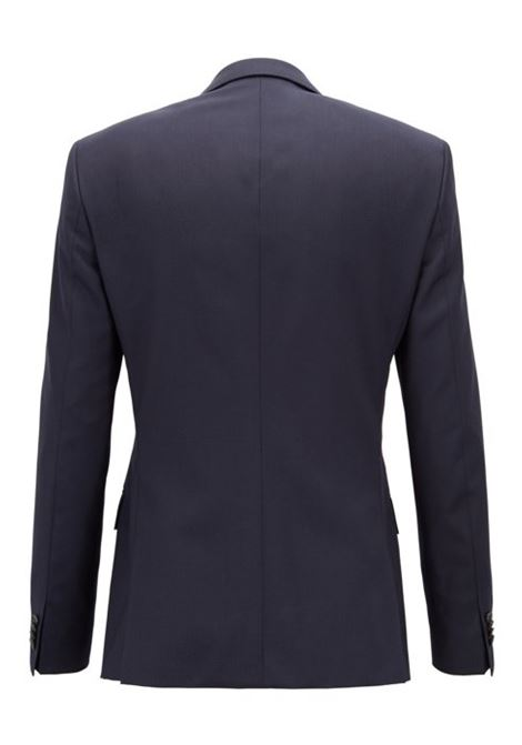 Slim fit jacket hayes-c - dark blue BOSS | Blazers | 50318498C401