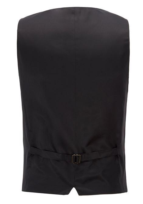 Slim-fit waistcoat in virgin wool BOSS | Vest | 50318500021