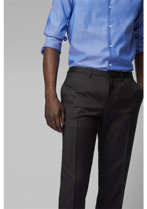 Pantaloni extra slim fit in lana vergine BOSS   Pantaloni   50320555001