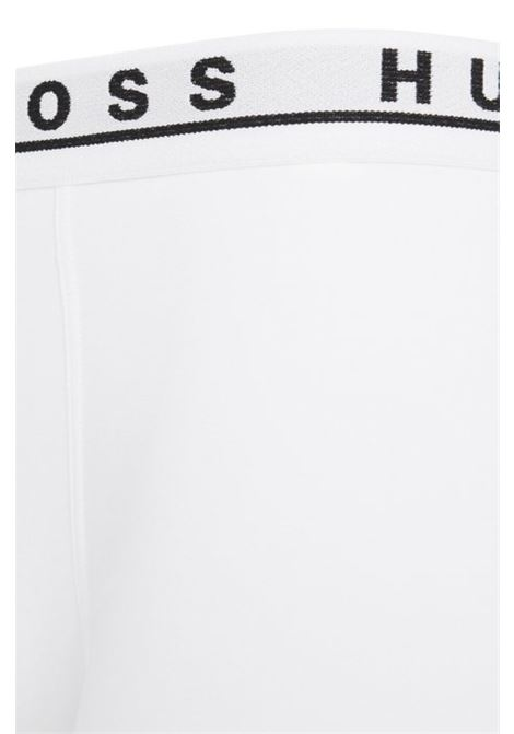 Boxer in cotone elasticizzato in confezione tripla BOSS | Intimo | 50325403999