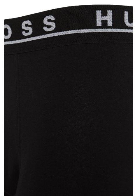 Boxer lunghi in cotone elasticizzato confezione tripla. BOSS | Intimo | 50325404001
