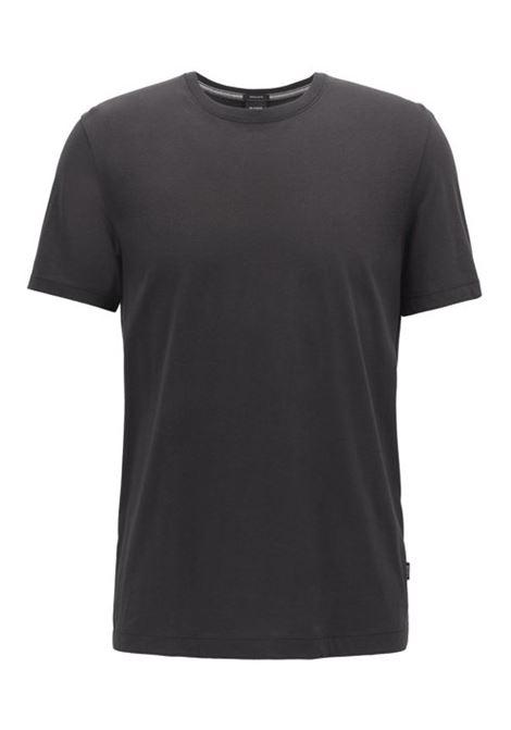 Tiburt55 T-shirt regular fit in morbido cotone BOSS | T-shirt | 50379310001