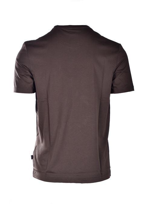 Tiburt55 T-shirt regular fit in morbido cotone BOSS | T-shirt | 50379310342